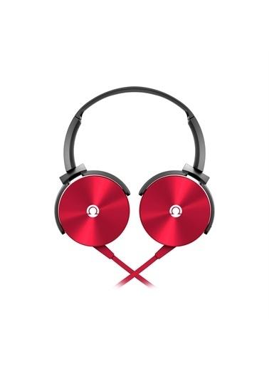 Preo Preo My Sound Ms09 Kulaküstü Kulaklık Kırmızı